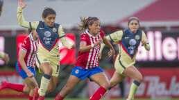 El Clásico de la Liga MX Femenil se juega viernes y lunes