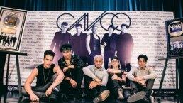 A CNCO le provocó 'dolor de cabeza' su incursión a Italia con el cantante Riki