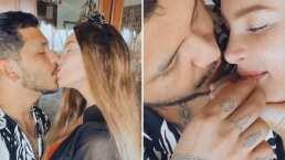 Belinda y Christian Nodal comparten cómo son sus primeras vacaciones de novios