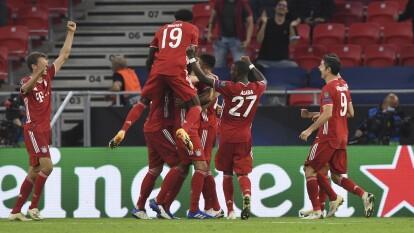 ¡Bayern Munich se lleva la Supercopa de la UEFA!