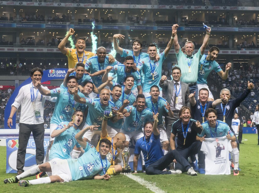 Monterrey v Pachuca - Playoffs Clausura 2016 Liga MX