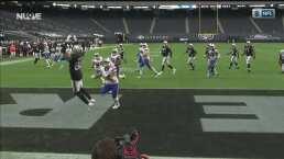 Jasson Witten consigue su primer touchdown con los Raiders