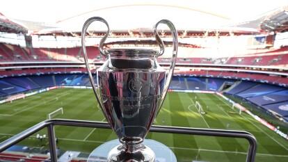 Los marcadores que necesitan los equipos de Champions League para jugar la final.