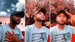 Video: Leonardo Aguilar te invita a cantar con él en su primer Reel de Instagram