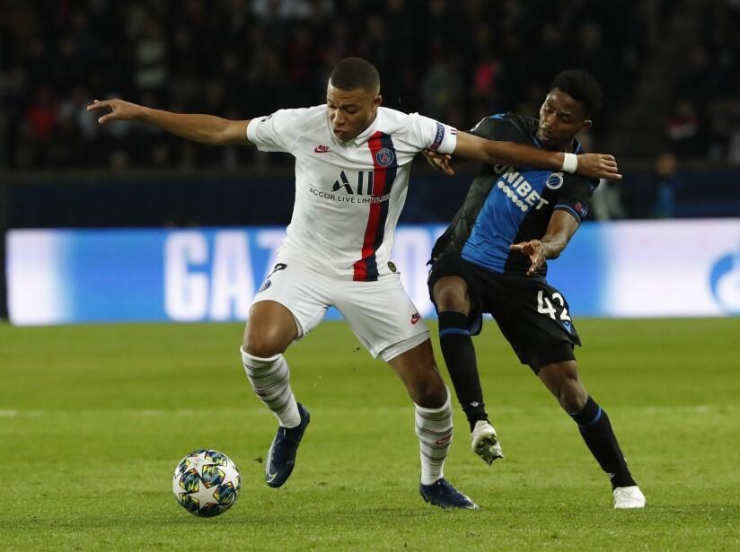 Mauro Icardi da el triunfo a PSG ante Brujas y Atalanta reparte puntos con Manchester City