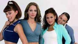Aracely Arámbula se reencuentra con actriz de 'Soñadoras' y recrea cómica pelea
