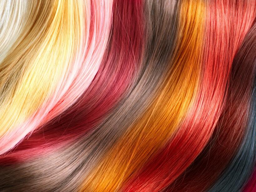 Colores fantasía para cabello que mejor le van a tu tono de piel