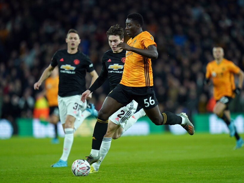 Wolverhampton vs Manchester United, FA Cup, 1.jpg