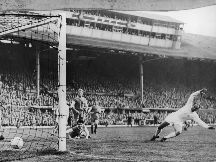 Goal For Spain