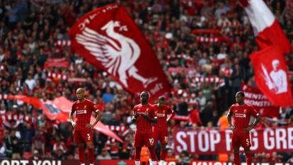Liverpool abre la quinta jornada de la Premier League con cuatro triunfos en cuatro juegos.