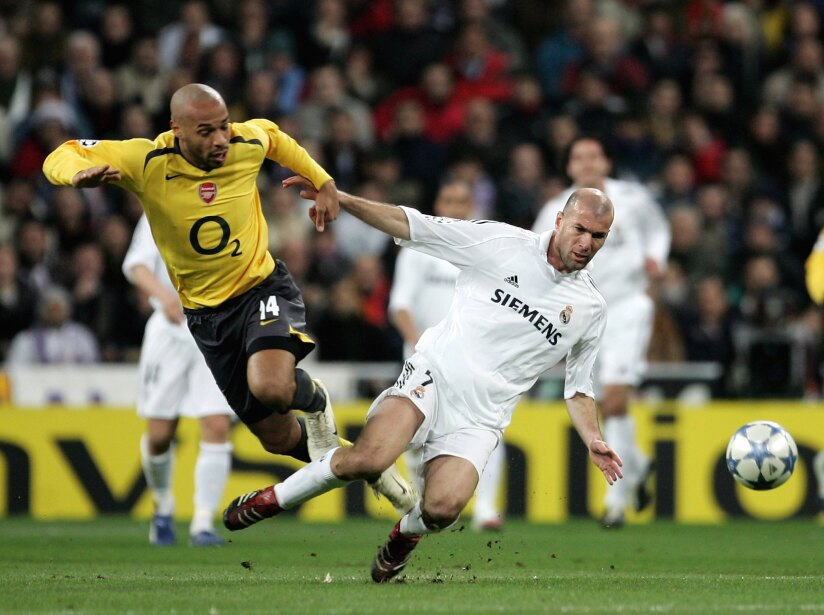 UEFA Champions League: Real Madrid v Arsenal