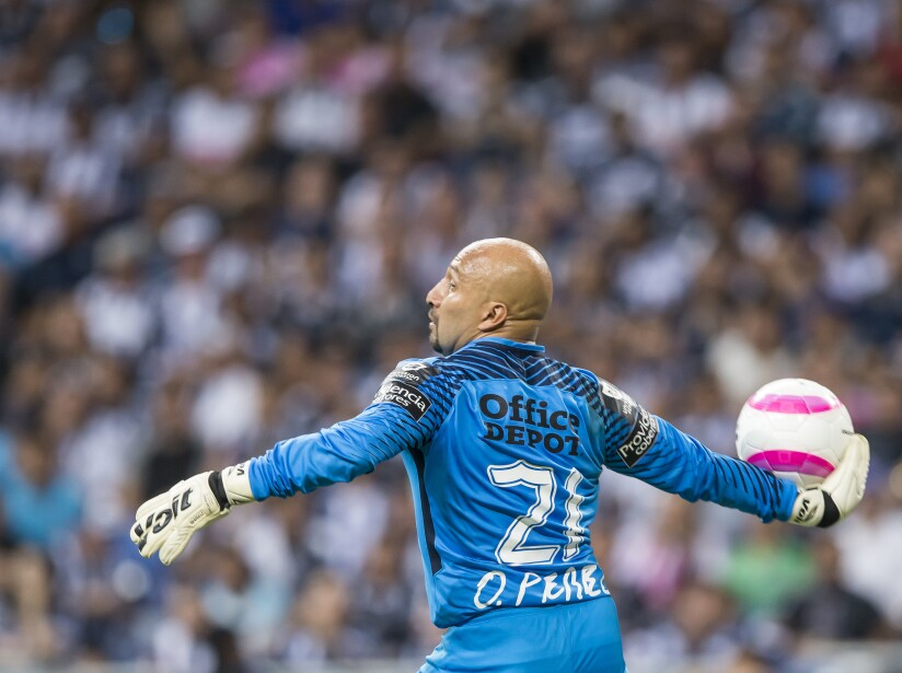 Monterrey v Pachuca - Torneo Apertura 2017 Liga MX