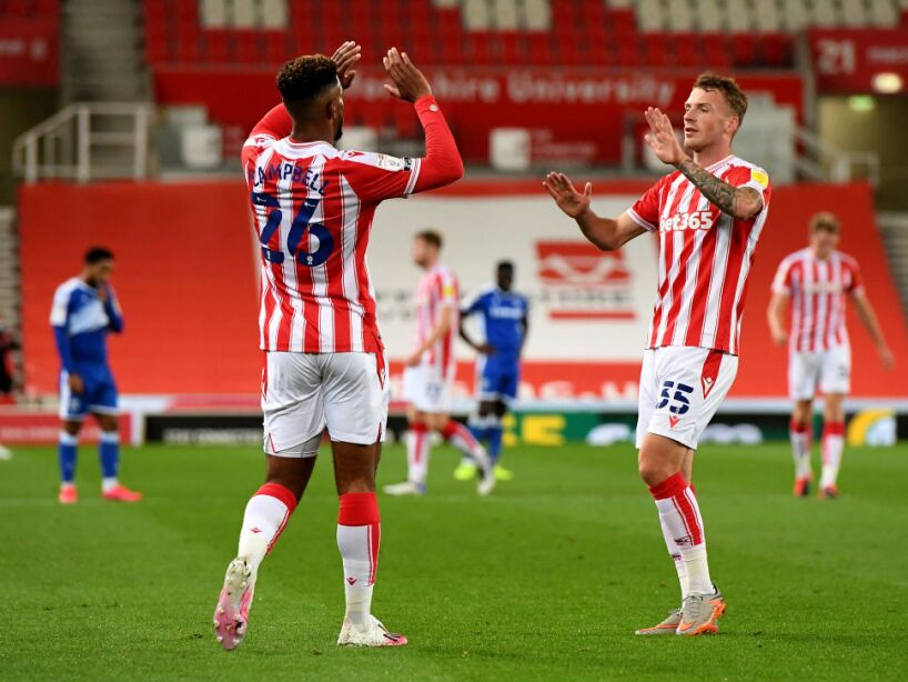 Stoke City v Gillingham - Carabao Cup Third Round
