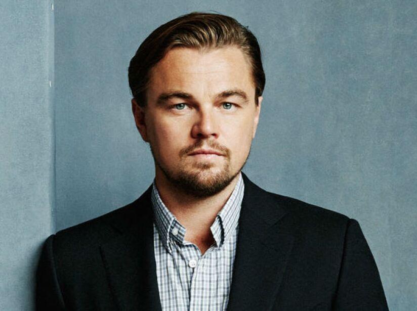 8. Leonardo DiCaprio: El actor compró un vehículo, pero no para él, sino para su padre.