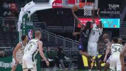 Bucks triunfa ante 76ers y piensa en el primer lugar del Este