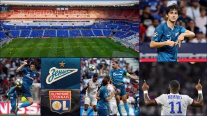 El Lyon y el Zenit han alcanzado La Ronda 16 de la UEFA Champions League y de la UEFA Europa League 2018/19 respectivamente.