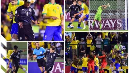 La 'Canarinha' remonta al equipo tricolor al final del partido 2-1 y se queda con la Copa del mundo.