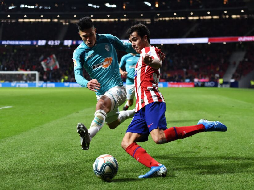 Club Atletico de Madrid v CA Osasuna - La Liga
