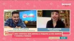 Mon Laferte confiesa ser fan de Los Tigres del Norte, La Arrolladora y Chavela Vargas