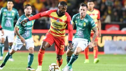 Con gol del Quick mendoza al minuto 90+6, Morelia logra el empate que la da vida en la Liguilla.