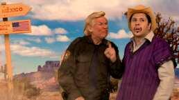 'Fronteras peligrosas': 'El Indio Brayan' vs. 'Trump'