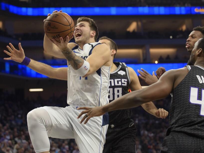 Sacramento Kings – Dallas Mavericks