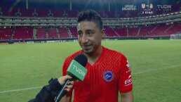 Rodolfo Vilchis se sacó una espinita ante Chivas