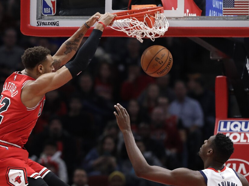 Chicago Bulls 115-106 Washington Wizards