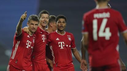 Bayern derrotó al Lyon 'camina' a la Final de la Champions   Los Bávaros cumplieron con los pronósticos y ahora buscarán un nuevo título continental.