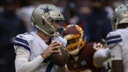 Ben DiNucci será titular de Cowboys ante Eagles