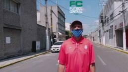 'El Flaco', un 'viene-viene' de Toluca sin trabajo por la pandemia