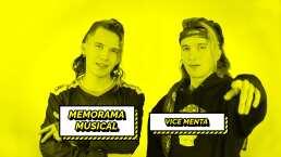 Vice Menta te maneja desde Rosalía hasta Chente en Memorama Musical