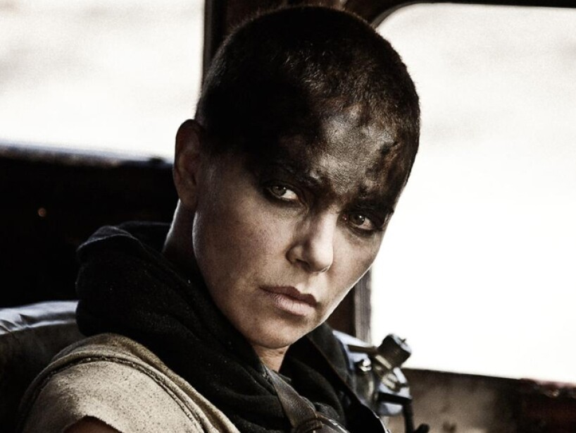 Furiosa en Mad Max: Fury Road