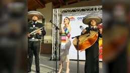 De rancheras y algo más: Frida Sofía sorprende al cantar acompañada de mariachi