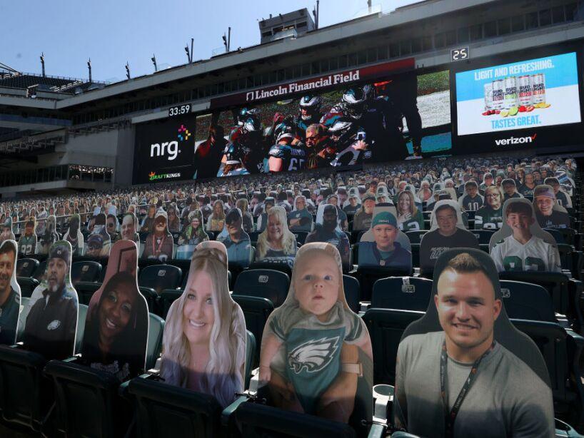 Los Angeles Rams v Philadelphia Eagles