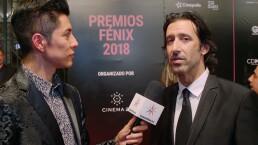 José María Yázpik: 'Me parece un gran acierto que Televisa haga otro tipo de series'