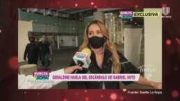 Geraldine Bazán desmiente que Gabriel le envió video íntimo a ella: 'Nunca en mi relación recibí un video así'