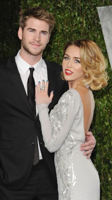 Así quedó la casa de Miley Cyrus y Liam Hemsworth tras incendio