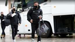 El Real Madrid ya está en Málaga para jugar la Supercopa