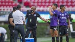 Mazatlán FC, con dos jugadores positivos de COVID-19