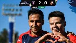 Tepatitlán derrota a los Alebrijes de Oaxaca 2-0