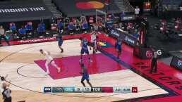 ¡Métete a la pintura! Lo mejor de la NBA de este domingo
