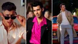 Jonas Brothers estrenan 'What A Man Gotta Do' y rinden homenaje a las películas clásicas