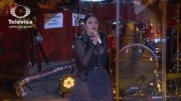 Yuridia se presentó en Puebla con su Destino Tour