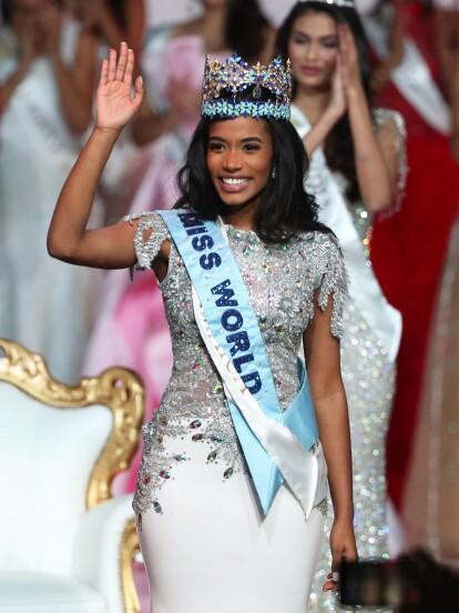 Toni-Ann Singh es la joven que se coronó como Miss Mundo 2019, conócela en imágenes.