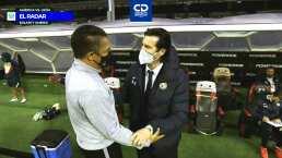 El Radar | Solari y Ambriz en un mano a mano en el Estadio Azteca