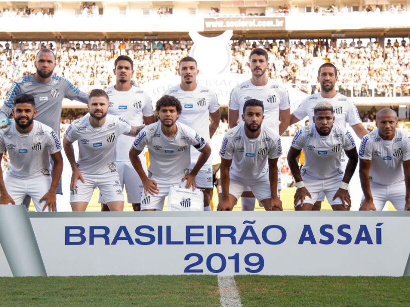 Santos v Sao Paulo - Brasileirao Series A 2019