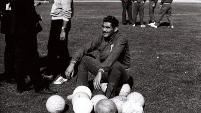 Antonio Carbajal está de fiesta celebrando su cumpleaños #91 este 7 de junio de 1929.