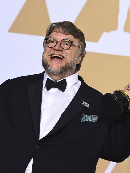 En 2018, Guillermo del Toro se llevó la estatuilla por 'Mejor Película' y 'Mejor Director' por La Forma del Agua.