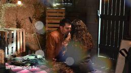 Detrás de cámaras: Alberto y Marina hacen el amor